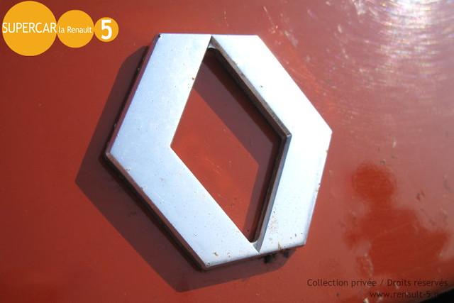 Logo Renault KENT r5