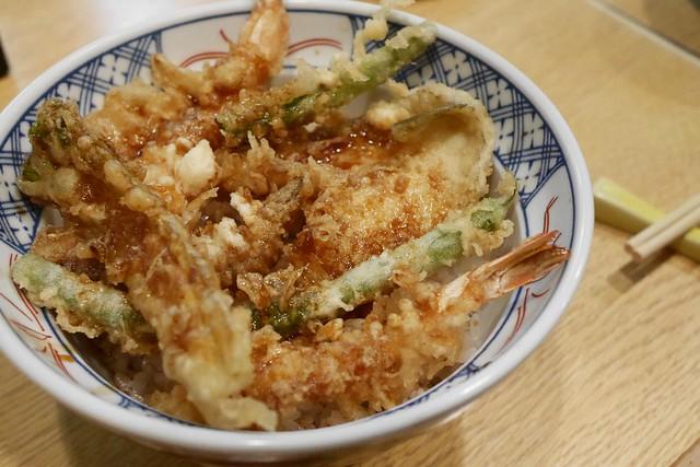 日, 2016-05-29 21:53 - 天ぷら 黒川