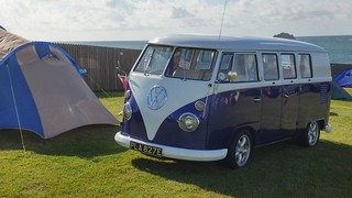 VW Kombi goes Camping | by andreboeni