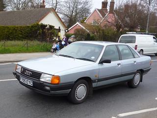 1989 Audi 100 2.2E | by Spottedlaurel