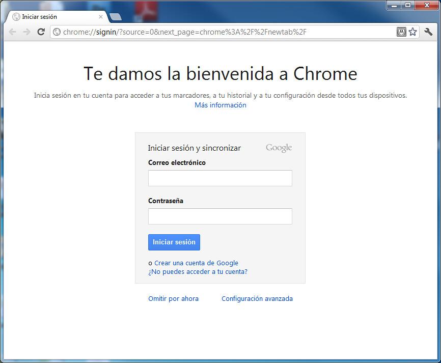 Google Chrome Canary - Te damos la bienvenida a Chrome   Flickr