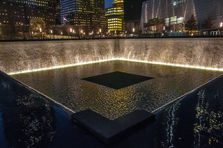 9/11 Memorial South Pool | by John St John Photography