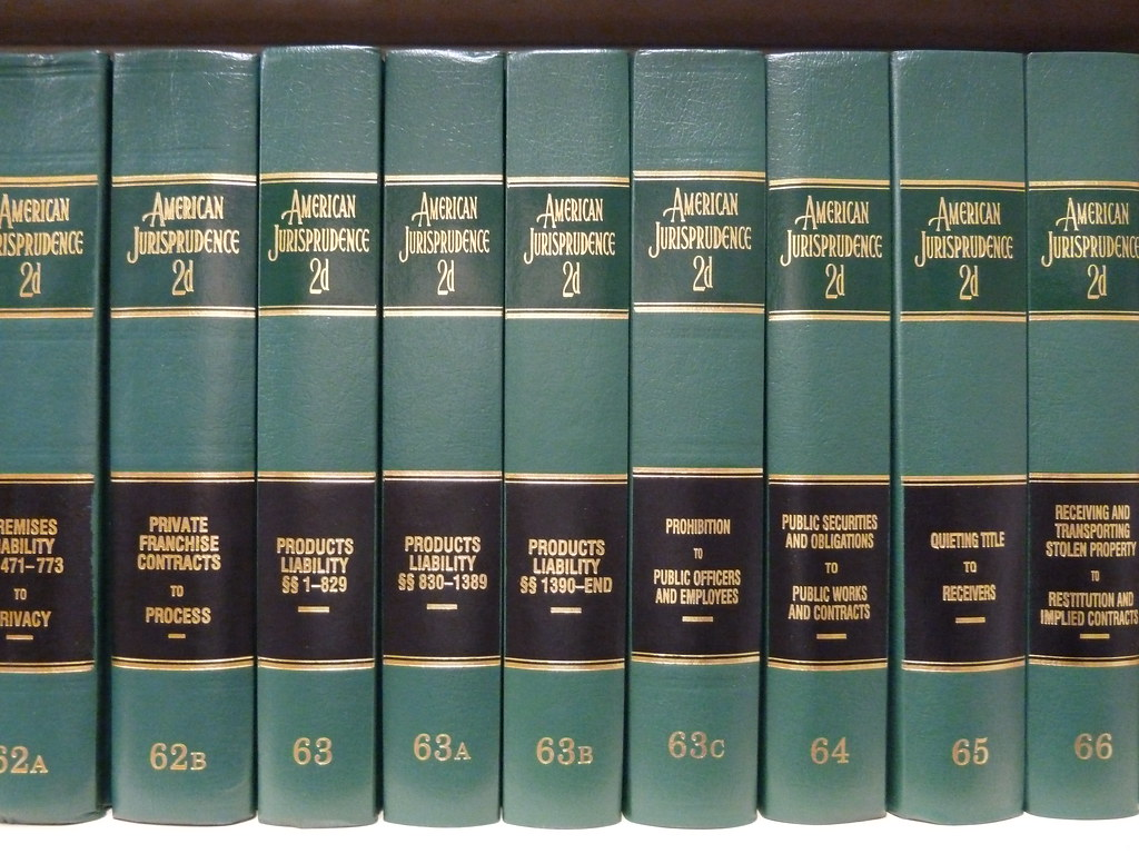 Image result for american jurisprudence 2d