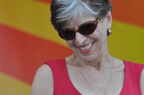 Marcia Ball at Jazz Fest. Photo Kichea S Burt.