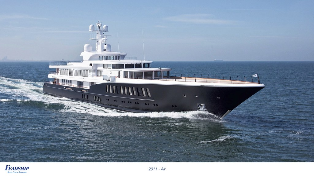 2011 - Air | Feadship Royal Dutch Shipyards | Flickr