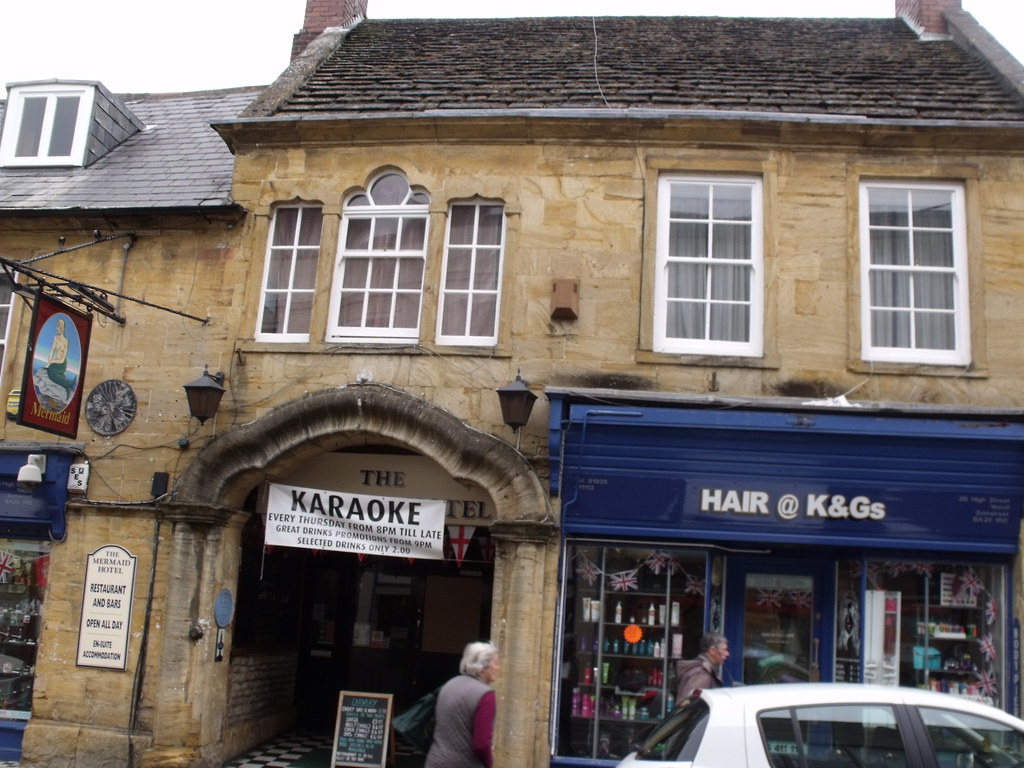 The mermaid high street yeovil a visit to yeovil in - Hotels in yeovil with swimming pool ...