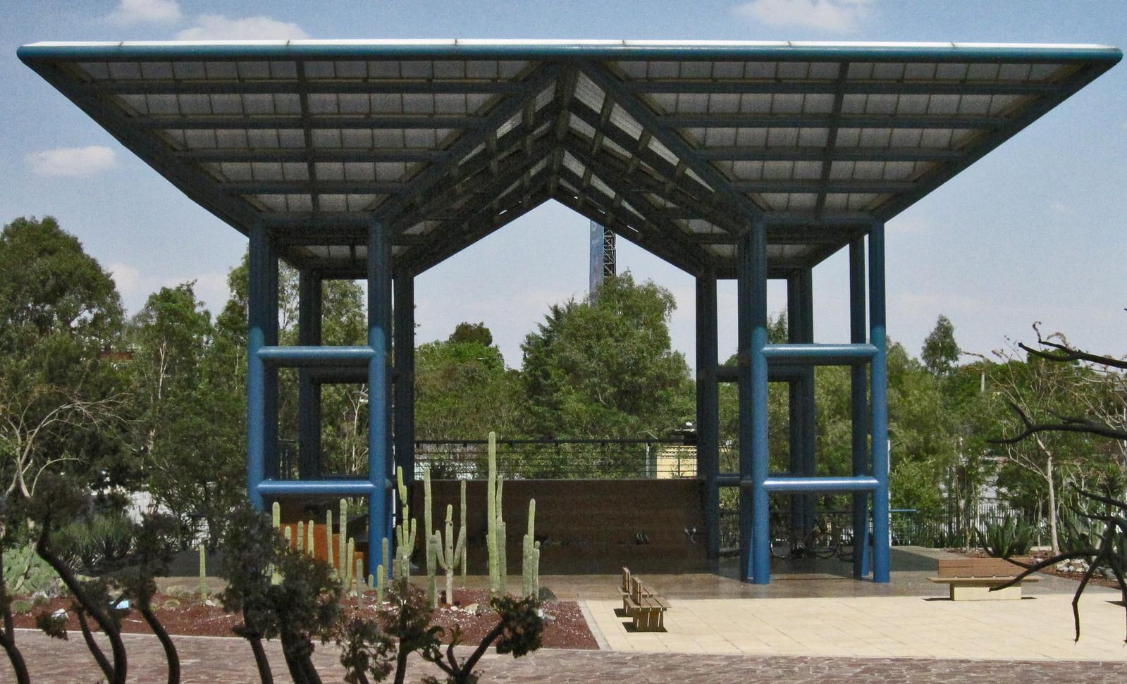 Parque Bicentenario 35