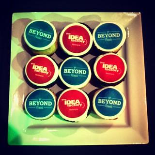 Go Beyond Cupcakes