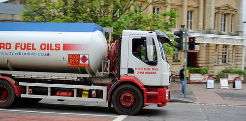 Volvo Fl.250 Ford Fuel Oils Tanker