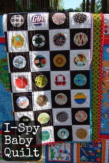 I-Spy Baby Quilt   by Sarah.WV