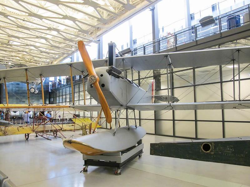 Curtiss N-9H 1