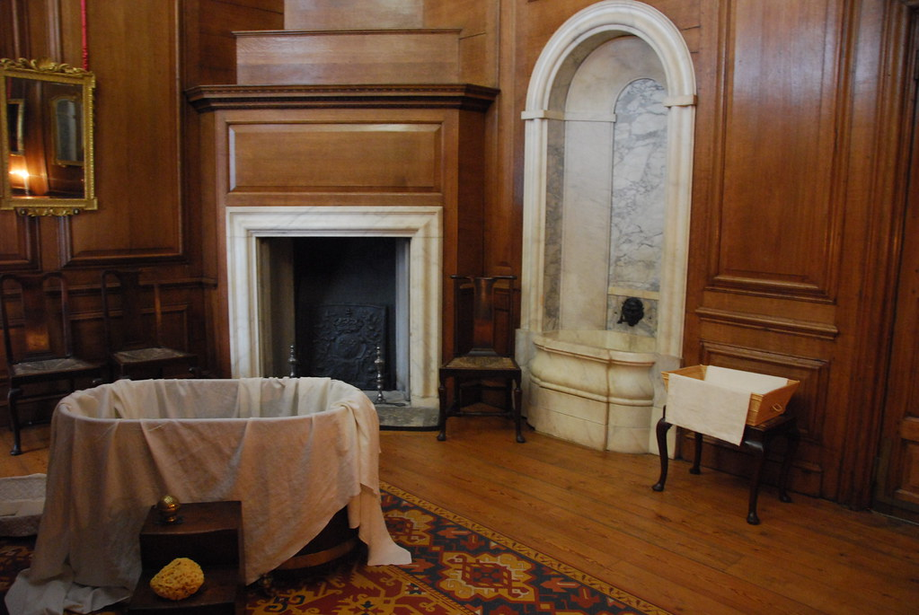 Image result for hampton court palace bathroom