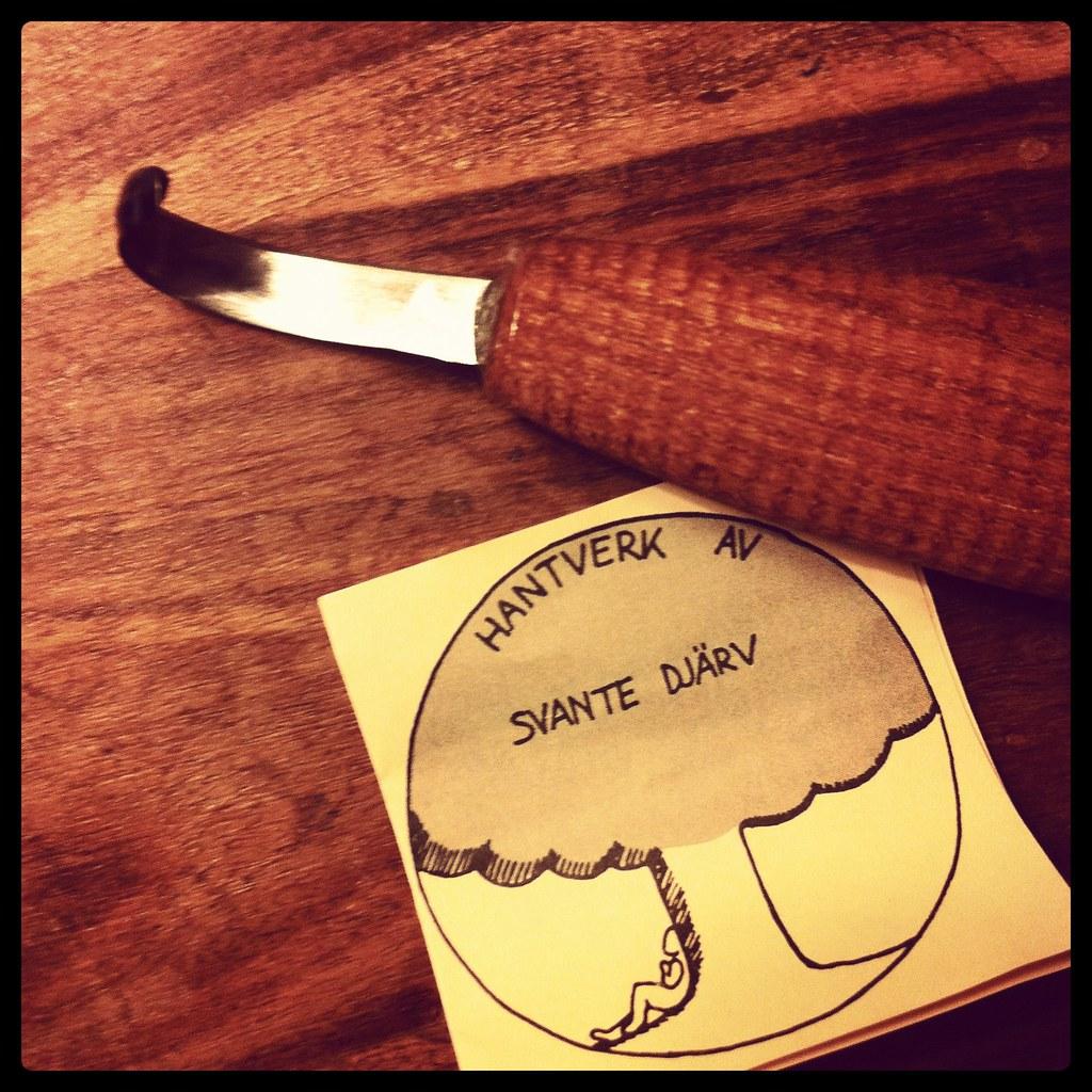 Spooning Knife | Wapster | Flickr