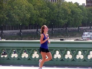 Westminster Bridge Lunchtime Runners