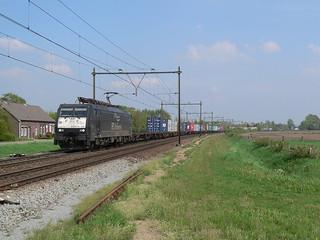 189 290 met Frenkendorf-shuttle | by Bjarne Kosmeijer