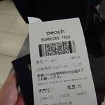 LCC boarding pass