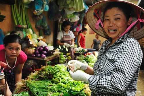 long bien market | by UN Women Asia & the Pacific