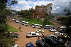 Place De La Constitution, Kigali, Rwanda