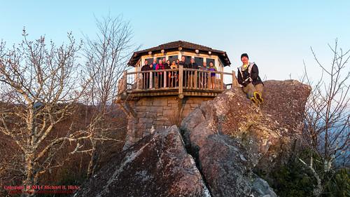 usa geotagged spring unitedstates hiking tennessee cosby greatsmokymountainsnationalpark gsmnp crestmont mountcammerer canon7d nashvillehikingmeetup catonsgrove susunrise geo:lat=3576356287 geo:lon=8316133285