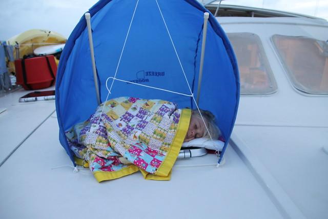 Tent Nap