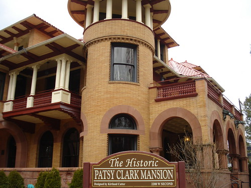 Patsy Clark Mansion | by allieyh21