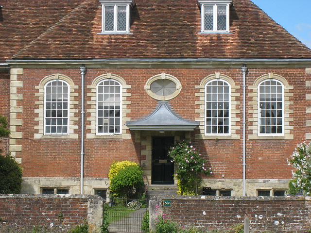 The Cathedral School, The Close, Salisbury, Wiltshire (1714)