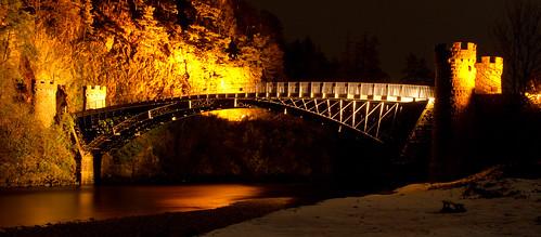 bridge canon eos scotland scottish 7d canoneos thomastelford spey aberlour craigellachie riverspey craigellachiebridge canon7d