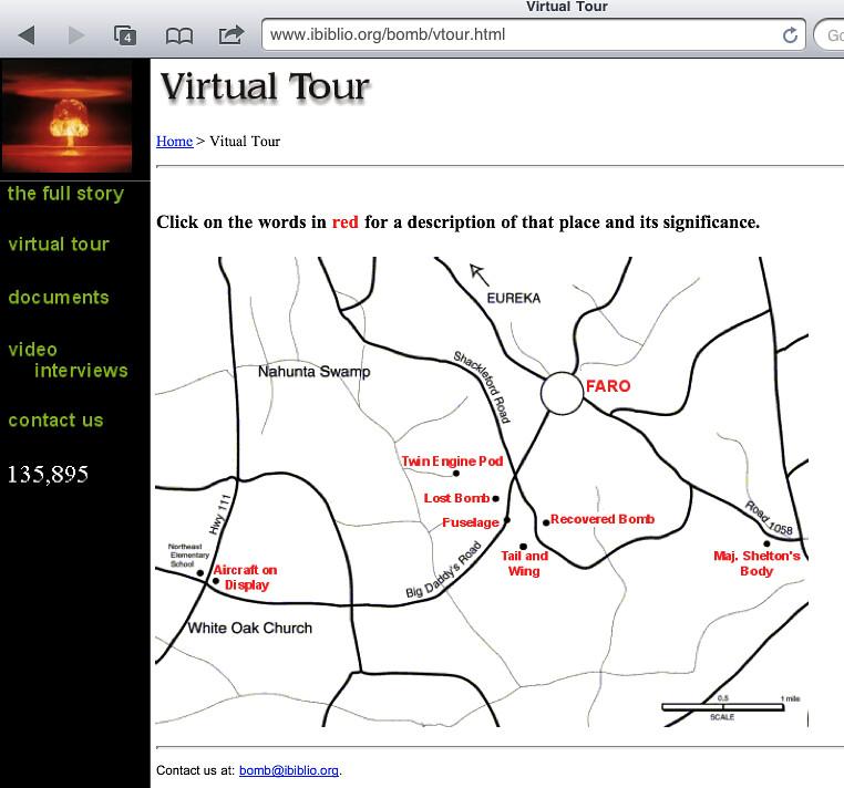 Goldsboro Broken Arrow Vicinity Map | Kelly Michals | Flickr