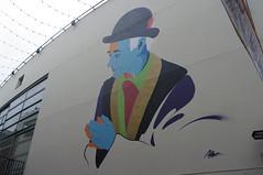 BP Fallon mural, Dublin