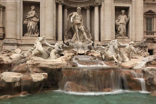 Trevi Fountain | by Dark Rome Tours & Walks