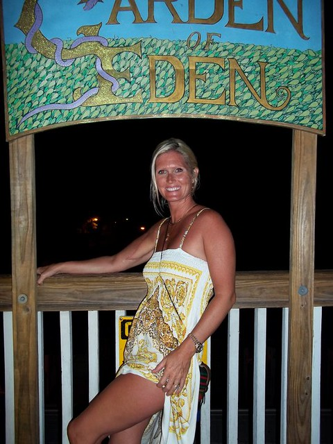 The Garden of Eden. Key West