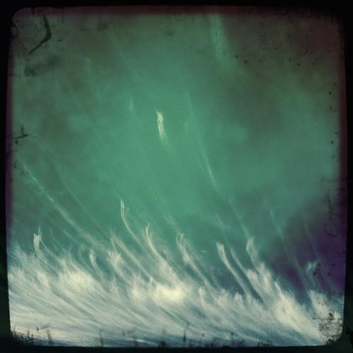 sky clouds hipstamatic