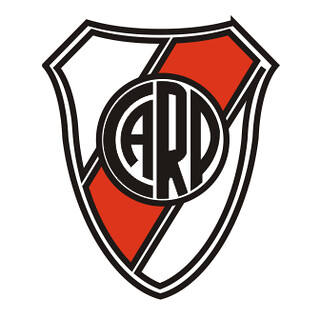 RIVERP Football Club Argentina Vector Logo Download | by free vector logos