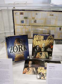 Zork Grand Inquisitor and Grim Fandango | Zork: Grand Inquis