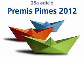 Premis Pimes 2012