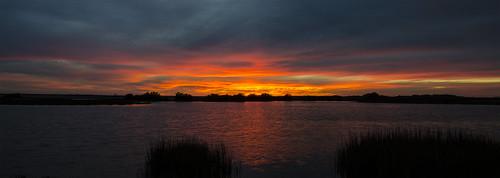 sunset texas wetlands aranasas dougmall nikond5100