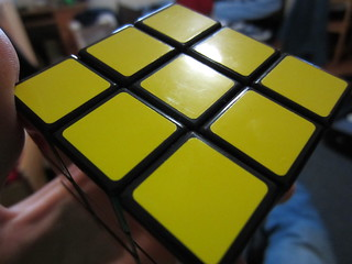 Yellow Cube | by S.wplunkett