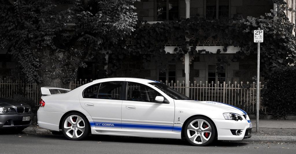2007 Ford FPV BF Falcon GT R Spec Cobra