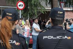 policia back