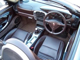 Porsche Boxster S 550 Spyder 50th Anniversary Edition