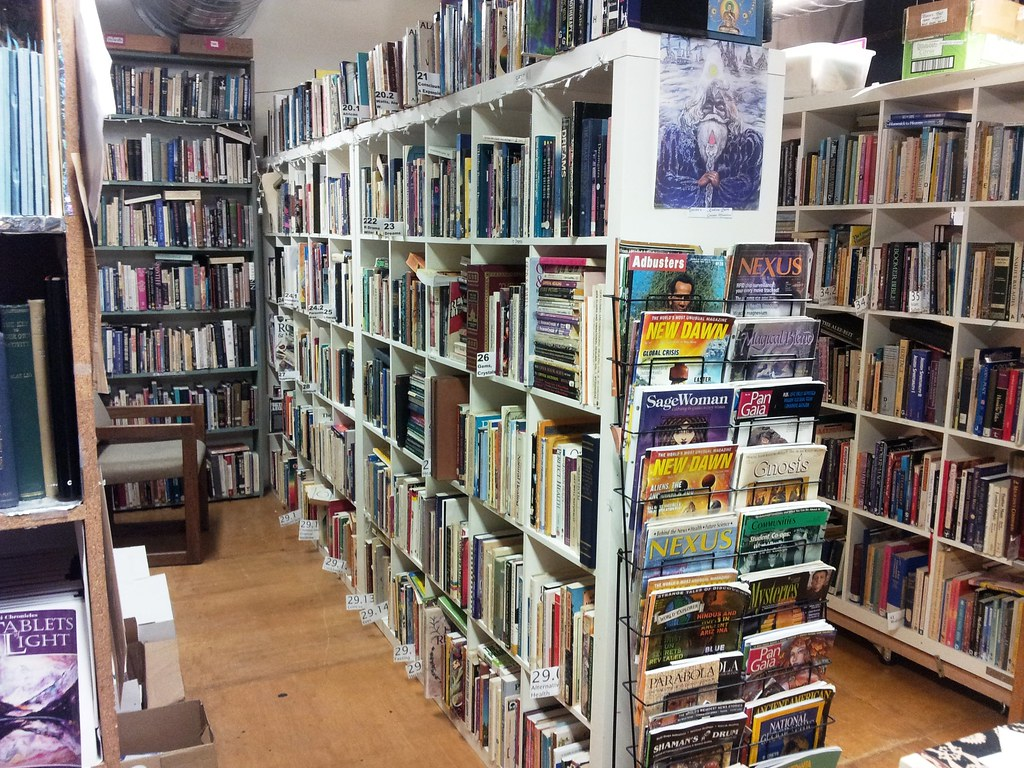 Seattle Metaphysical Library | Bluestocking42 | Flickr