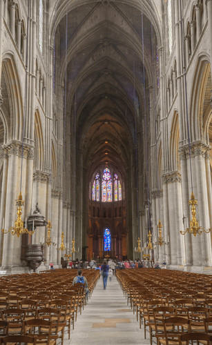 Reims - Kathedrale Notre-Dame | by Wolfgang Staudt