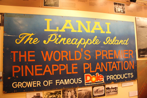 In a previous life, Lanai was pineapple central | by ThisIsNotApril
