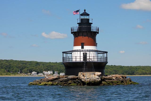 Plum Beach Lighthouse, RI