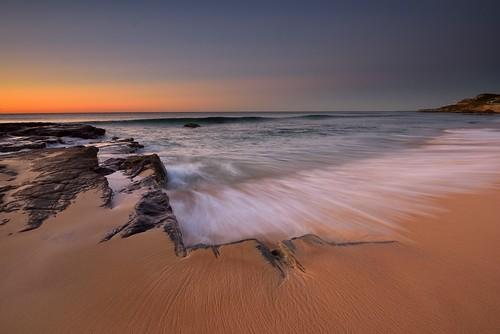 ocean longexposure seascape rocks waves australia newsouthwales aus watermovement newcastleeast nikon1635mmf4 nikond750