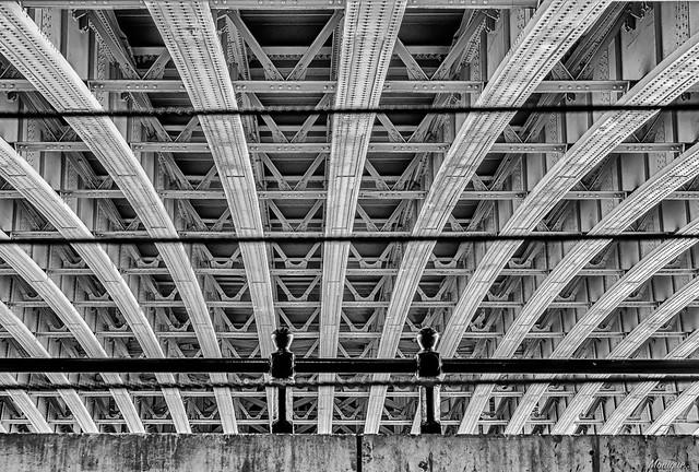 Under the Bridge. ( in explore 24-5-2016)