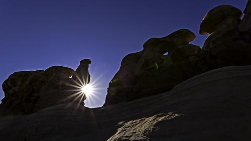 sun nature landscape utah sandstone desert may escalante landsape 2016 devilsgarden devilsplayground grandstaircaseescalantenationalmonument holeintherockroad cannon5dmarkiii tamronsp1530mmf28divcusd