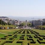 Lisbon-Edward 7th park