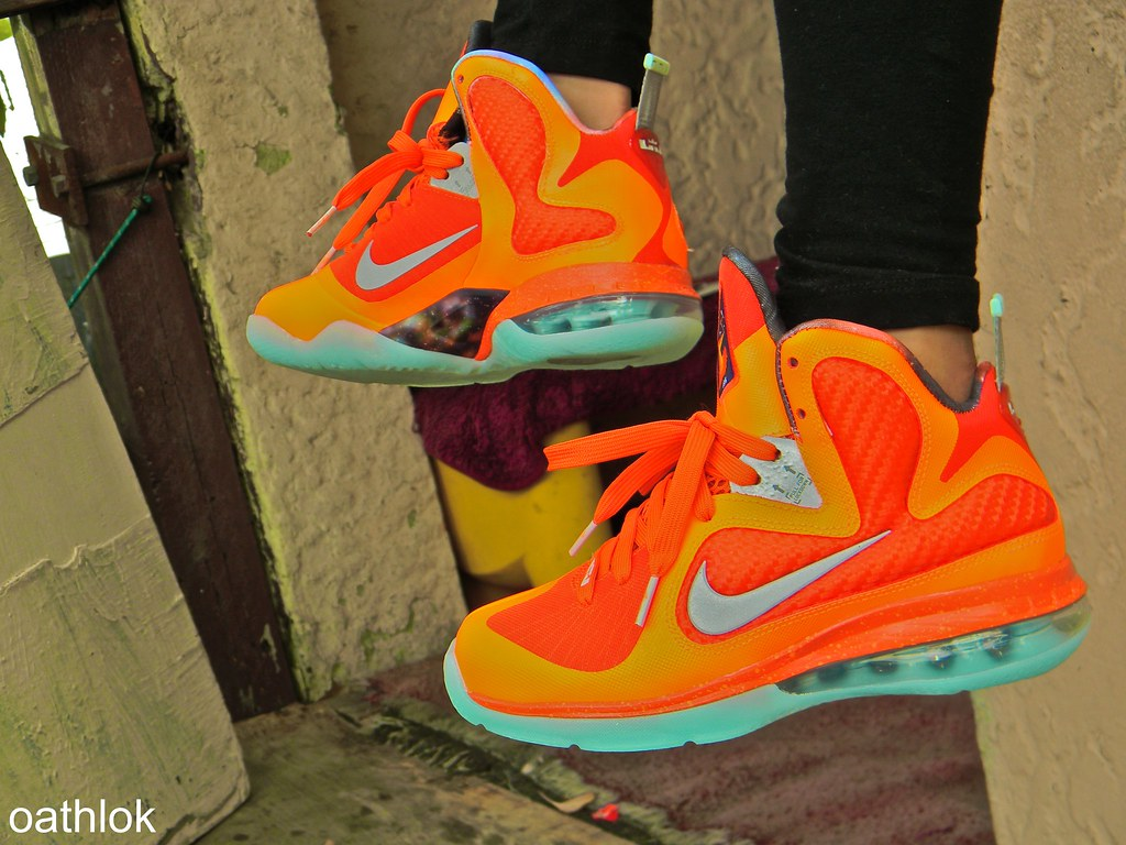 best service 5105d 197e0 ... Nike lebron 9 All Star   by 0athlok