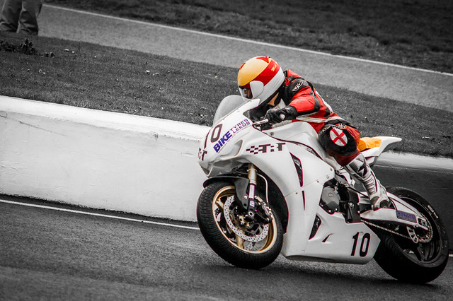 Mallory Park General Testing